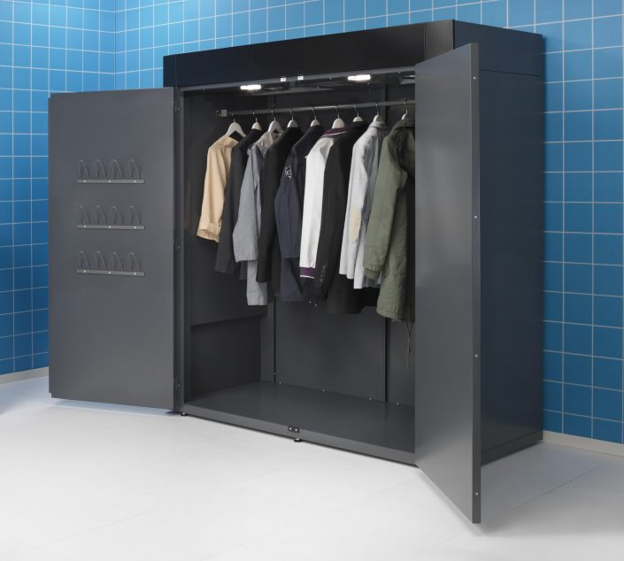 The Cabinet Dryer - Gentle Drying for Delicate Fabrics | B&C ...